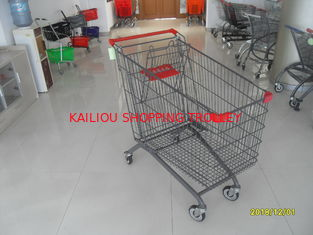 Supermercato carrelli di Shopping